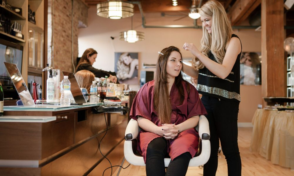 Meet Ursula Sienko Of Hair Fusion Bar In River North Voyage