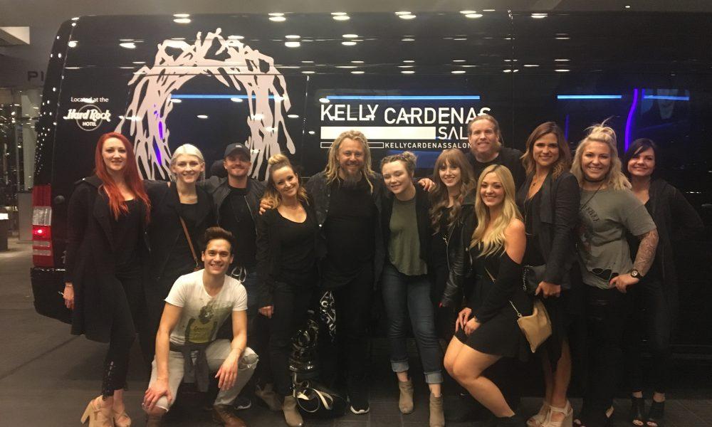 Meet Kelly Cardenas Of Kelly Cardenas Salon In Wicker Park Voyage