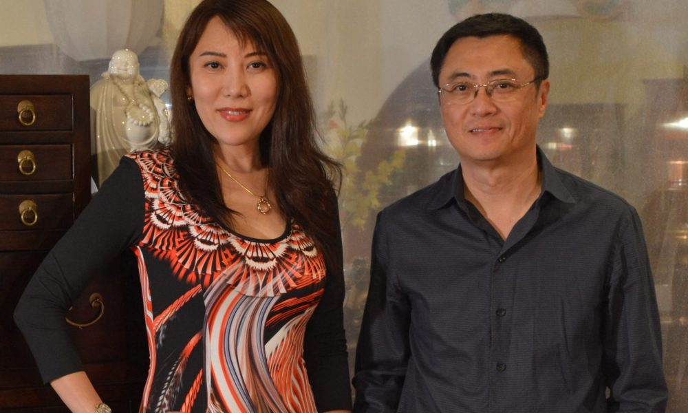 Meet joe chou of china furniture and arts in westmont for Asian furniture westmont il