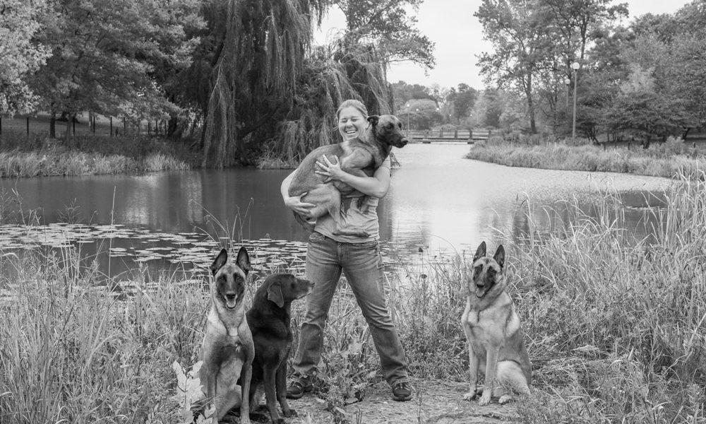 Anti Cruelty Society Dog Training
