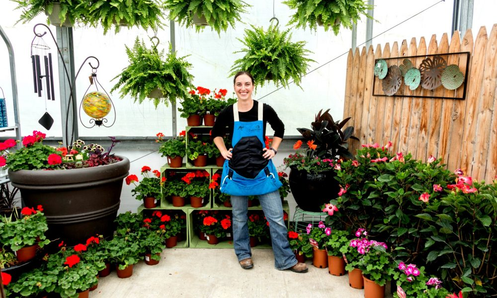 Charmant Meet Sarah Beach Of Sunshine Garden Center In South Suburbs   Voyage Chicago  | Chicago City Guide