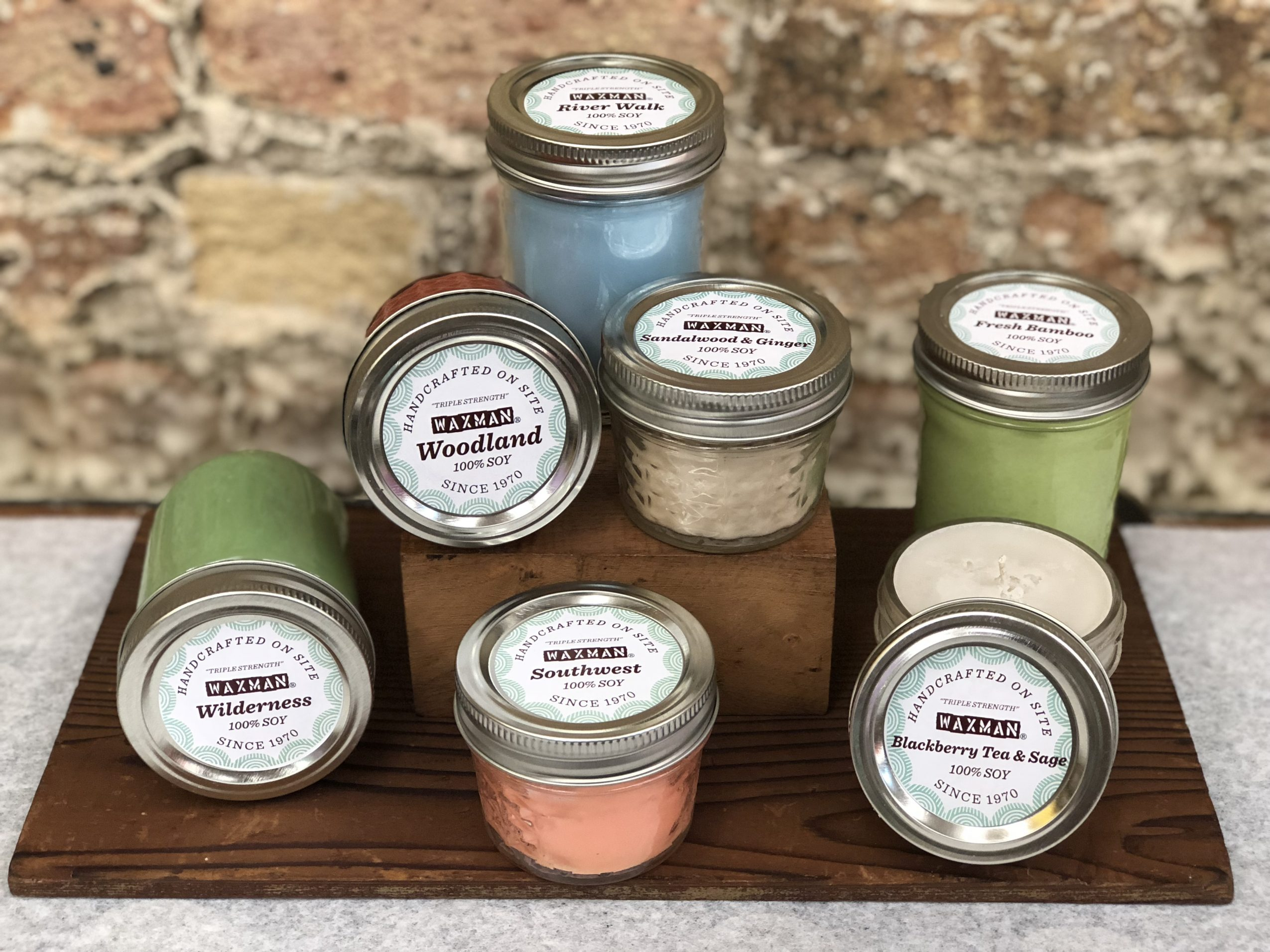 Meet Bob and Mitchell Werts of Waxman Candles Chicago in