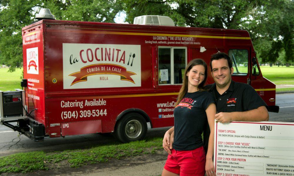 Meet Rachel Angulo Of La Cocinita Restaurant Food Truck In