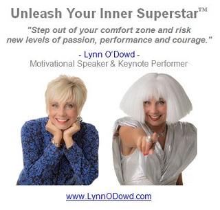 Meet Lynn O'Dowd, Motivational Speaker & Keynote Performer